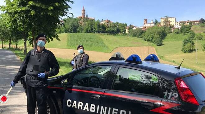 controlli carabinieri vendemmia