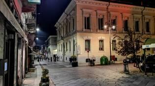 Coprifuoco ad Asti