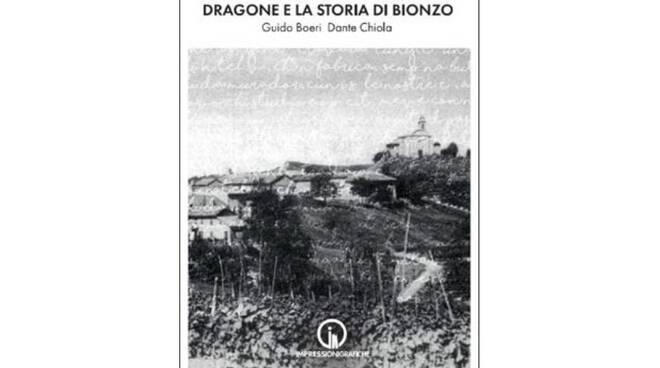 dragone e la storia di bionzo
