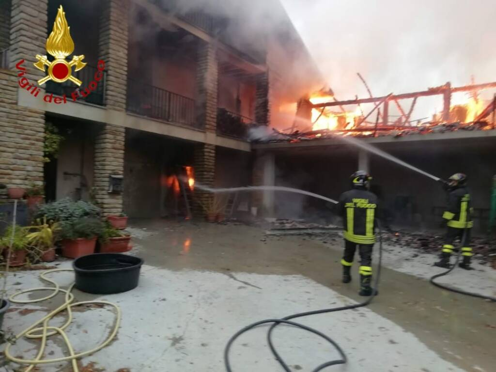 incendio cassinasco