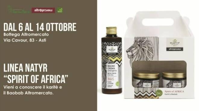 linea natyr spirit of africa