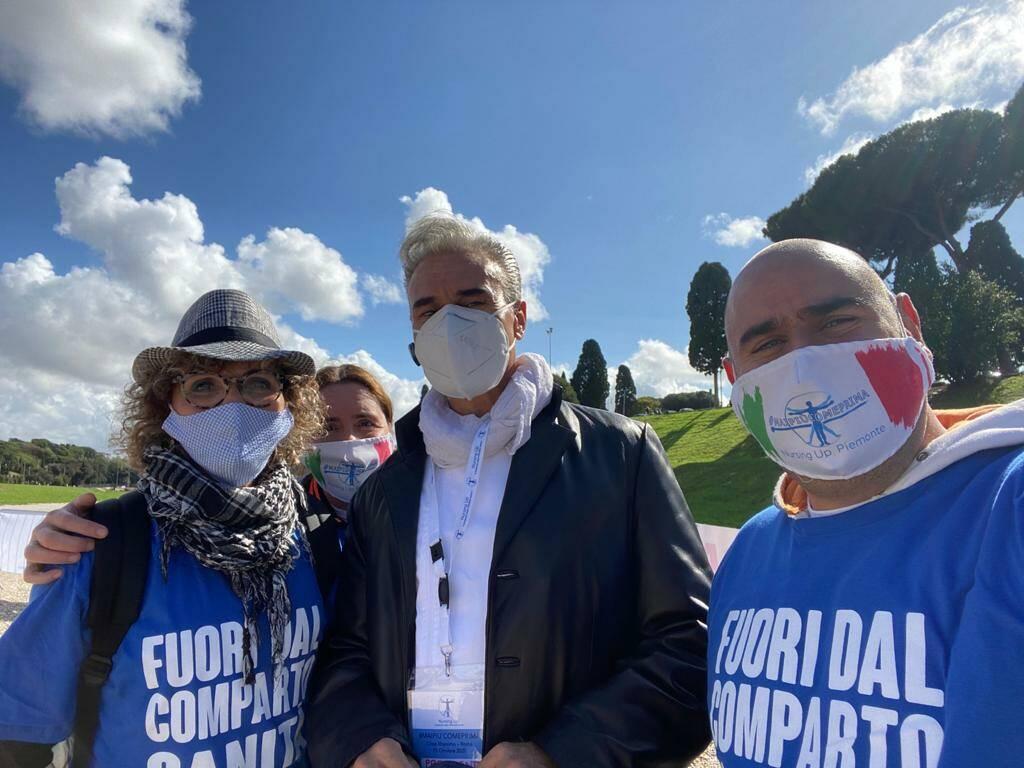 nursing up asti a roma manifestazione nazionale