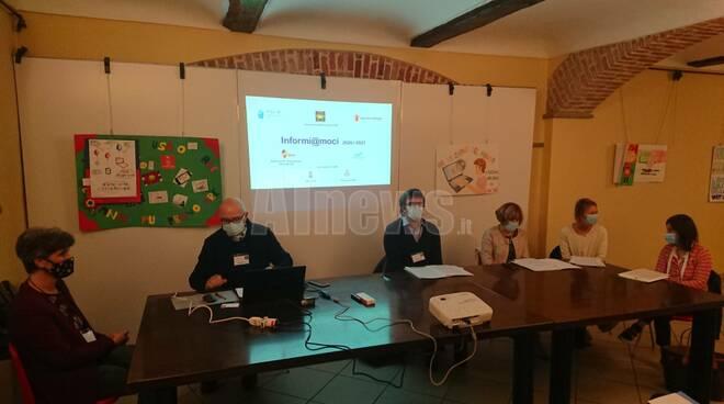 Presentazione progetto Informi@moci