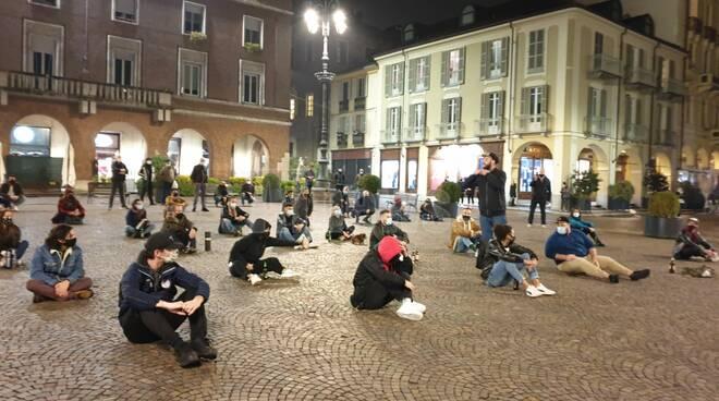 protesta baristi Asti dpcm