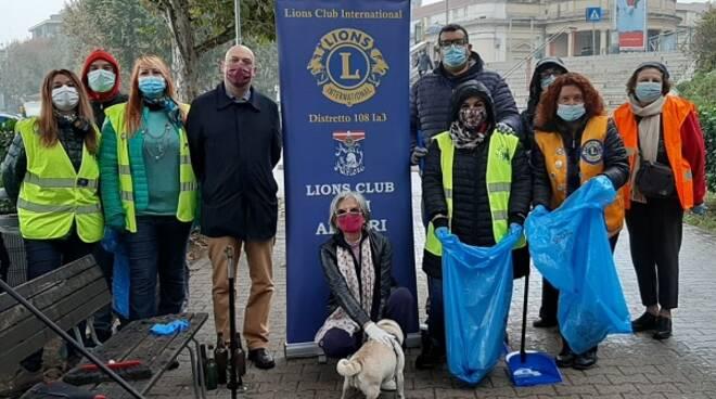 service ambientale lions club asti