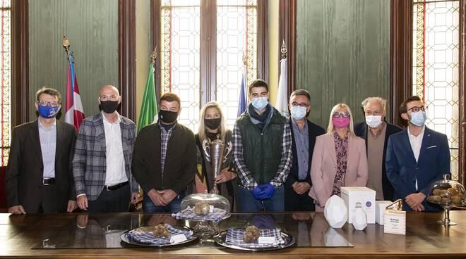 tartufo reale 2020 credits Giorgio Perottino – Getty Images for Ente Fiera Internazionale del Tartufo Bianco d'Alba