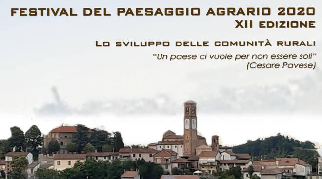 Asti, si chiude la XII edizione del Festival del paesaggio agrario