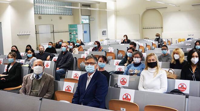 "Astiss ""laurea"" 26 nuovi operatori socio sanitari"