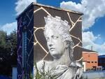 cabina elettrica street art