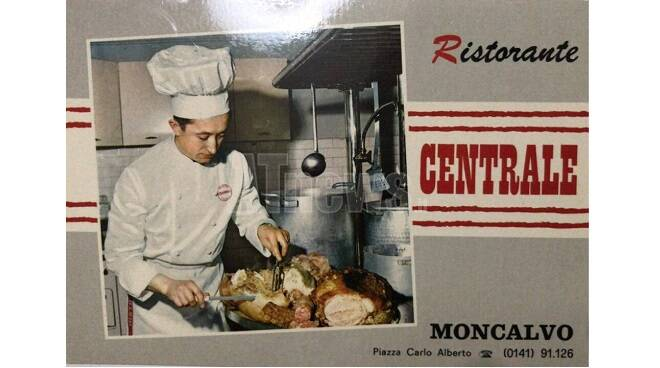 cartolina centrale copertina