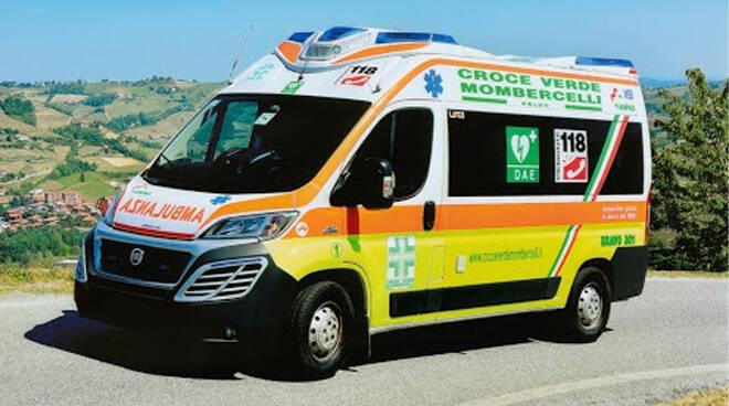 Foto dal sito della Croce Verde Mombercelli