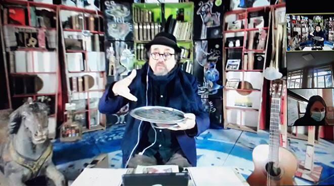 Gli spettacoli del Magopovero di Antonio Catalano saranno trasmessi online