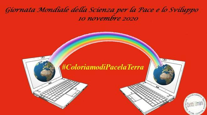 la Giornata Internazionale della Scienza per la Pace e lo Sviluppo