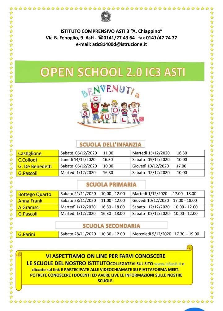 open school ic3 2020
