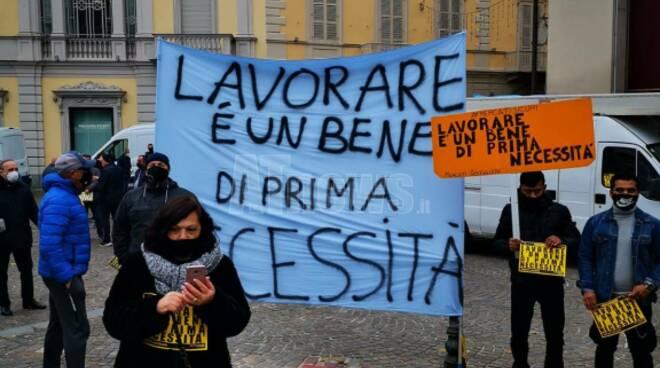 Proteste ambulanti ad Asti