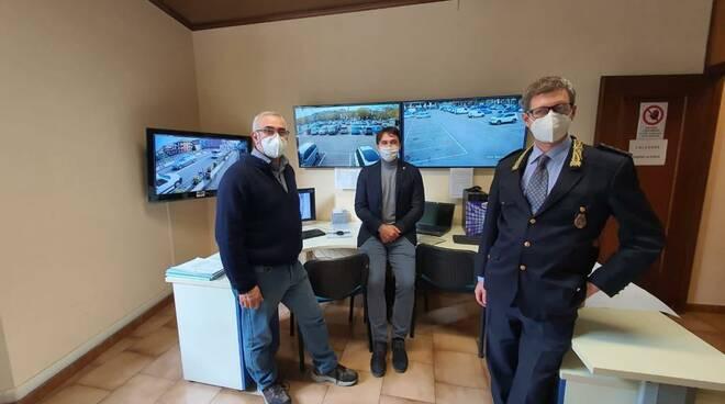 sala operativa polizia municipale nizza monferrato