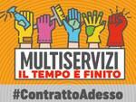 sciopero settore multiservizi