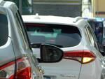 traffico, auto, code, smog