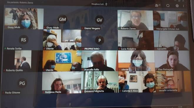 videoconferenza per la Giornata Internazionale delle Persone con Disabilità