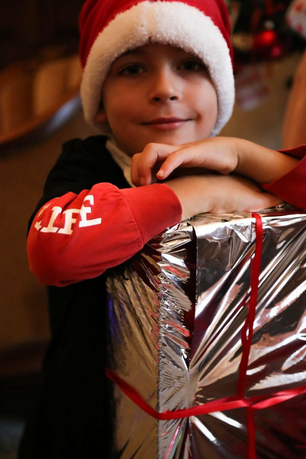 A Govone anche a Natale, il gioco della vita oltre la malattia