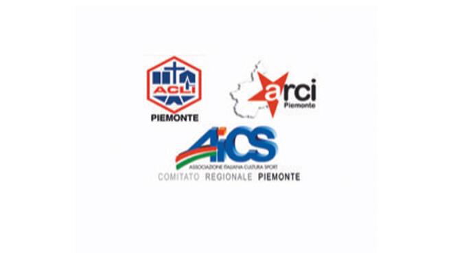 ACLI, ARCI e AICS Piemonte