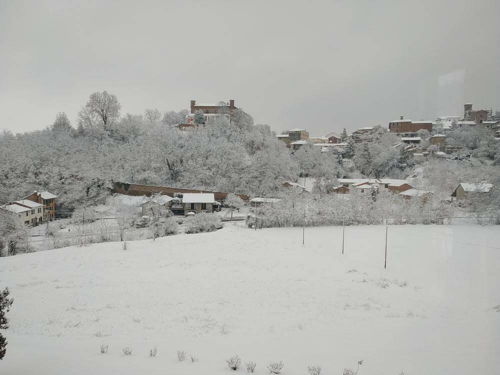Neve a Bruno Alice Lovisolo