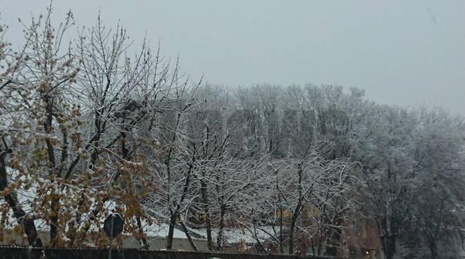 Neve Asti 2 dicembre 2020