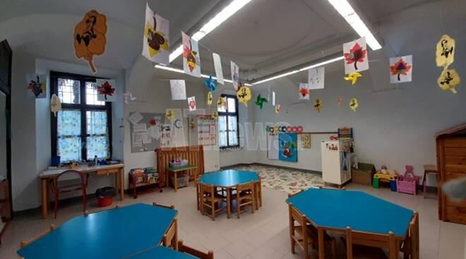 scuola infanzia tonco