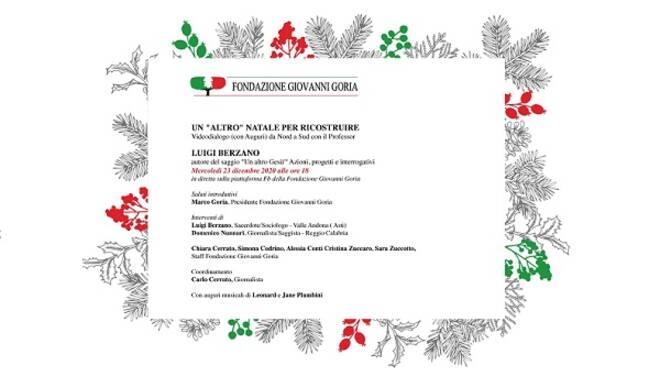 video dialogo fondazione goria