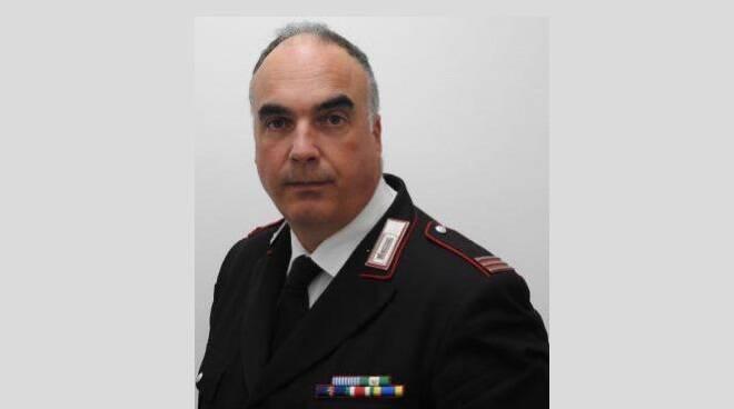 andrea dal mas maresciallo comandante carabinieri castello di annone