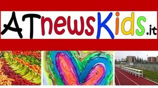 atnekws kids copertina gennaio