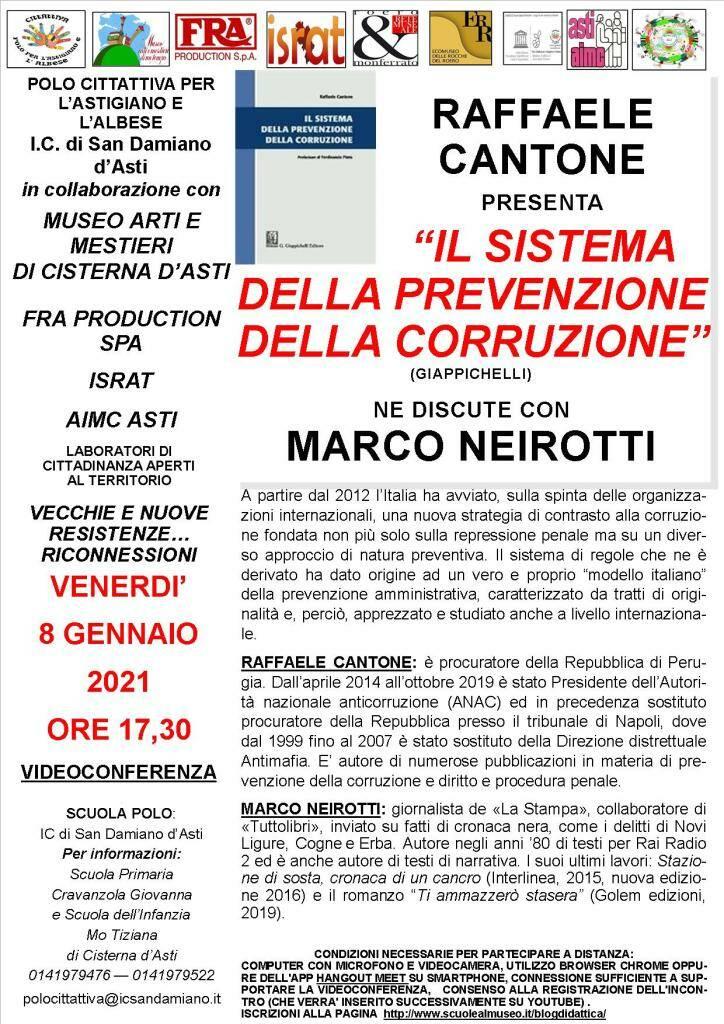 Cittattiva: Raffaele Cantone - Il sistema della prevenzione della corruzione