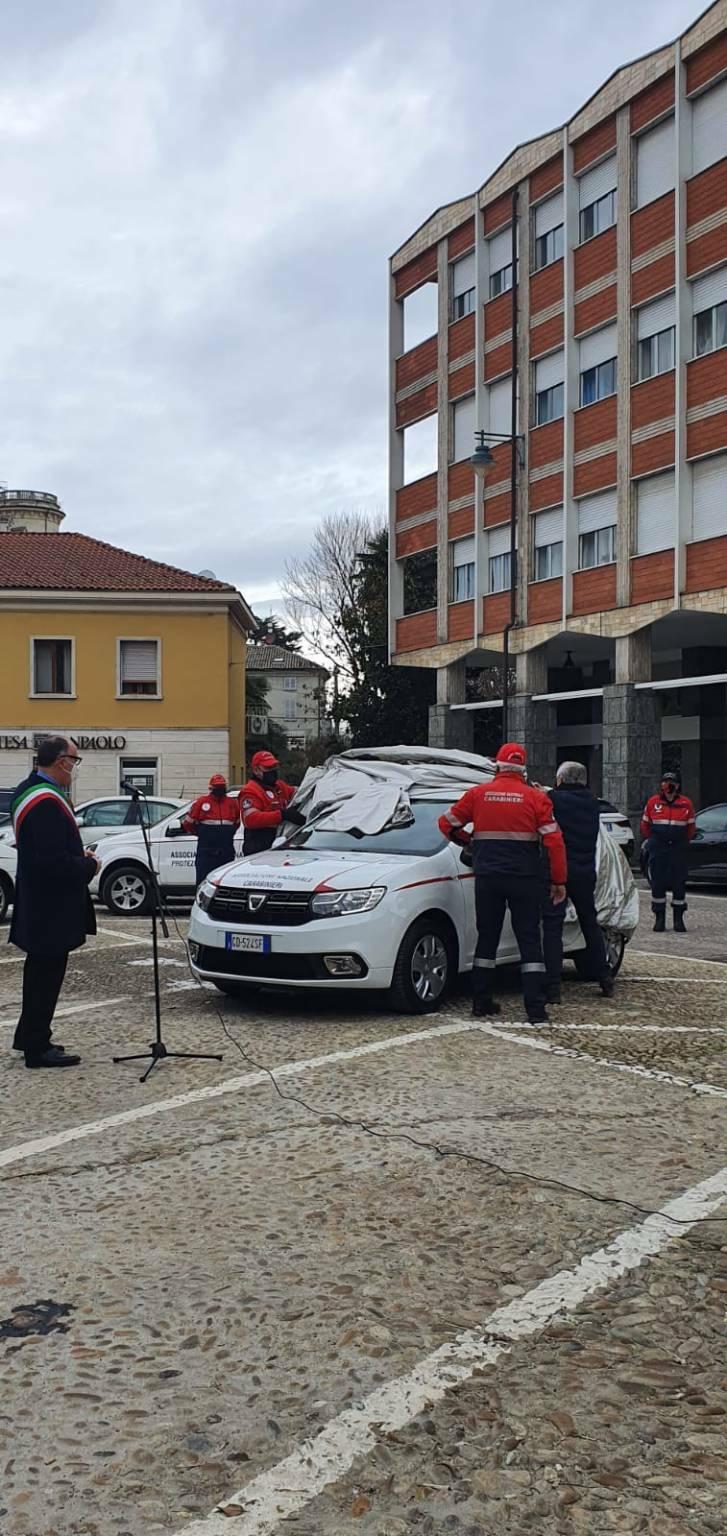 Convenzione comune di Costigliole d'Asti e l'Associazione Nazionale Carabinieri