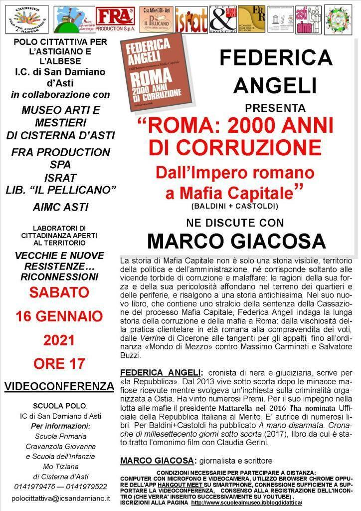 Federica Angeli - Roma: 2000 anni di corruzione