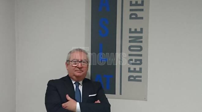 Flavio Boraso direttore generale ASL Asti