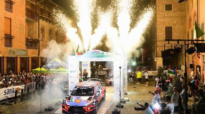 Il Rally di Alba 2021 è già disegnato: sarà sempre tricolore e ancora plus
