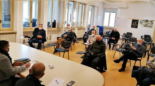 Incontro stamattina tra i presidenti delle società e il consigliere comunale allo Sport Daniele Sobrero