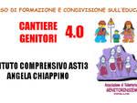 Istituto Comprensivo Asti3, parte il Cantiere Genitori 4.0 con incontri di condivisione sull'educazione