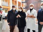 L'APRI di Asti dona un ecografo palmare per il reparto di Malattie Infettive del Cardinal Massaia