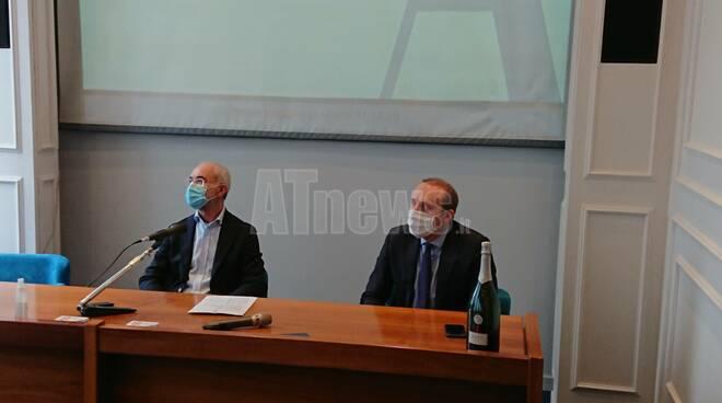 Lorenzo Barbero e  Stefano Ricagno consorzio Asti