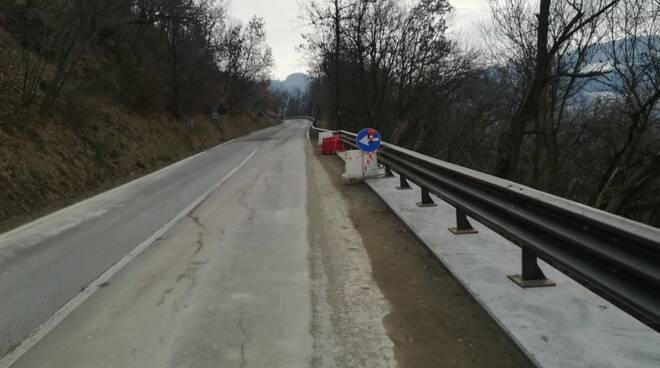 strada provinciale 25 valle bormida