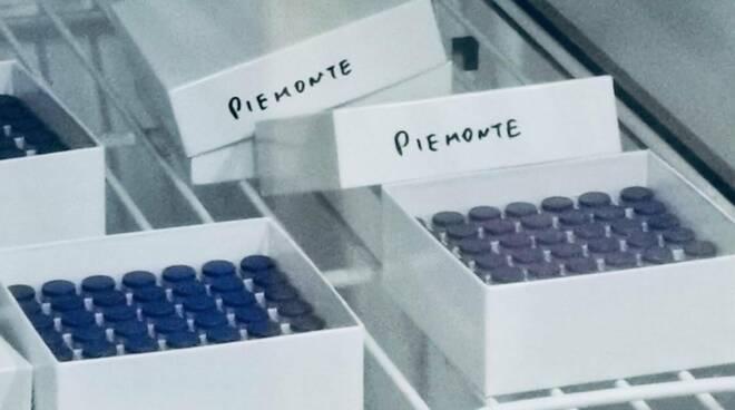 vaccino anticovid piemonte