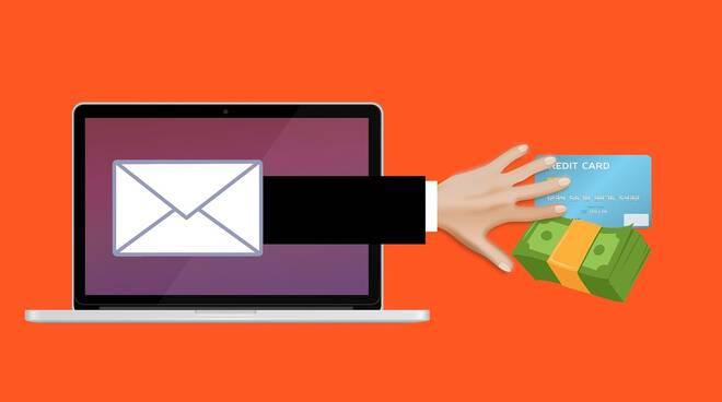 adware truff mail dati personali phishing malware spam