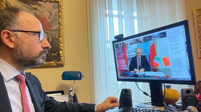 Anche Asti celebra i 50 anni di relazioni diplomatiche tra Italia e Cina