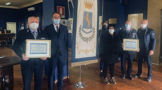 Canelli, elogio del Sindaco Lanzavecchia alla Questura di Cuneo e alla Polizia Locale