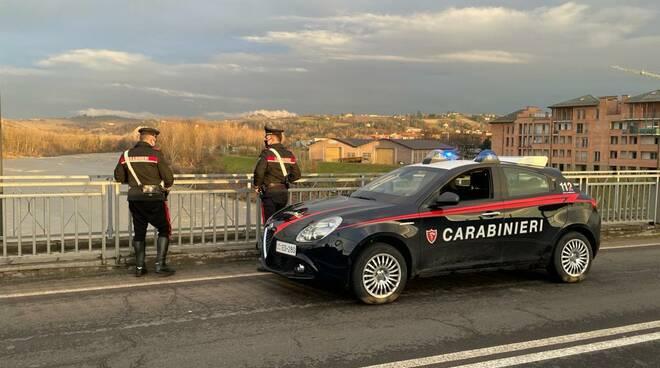 carabinieri alba ponte tanaro