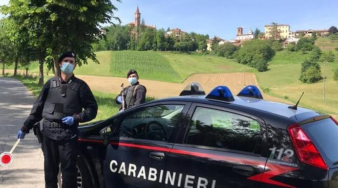carabinieri castagnole