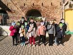 Un carnevale speciale alla primaria di Mombello Monferrato