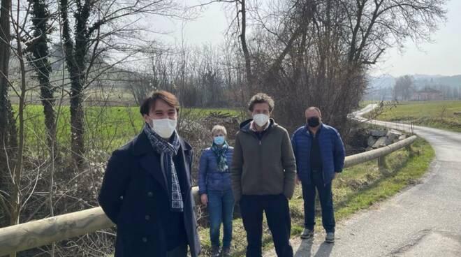Nizza: 340mila euro destinati a interventi in Strada Bricco, Colania e Colombaro