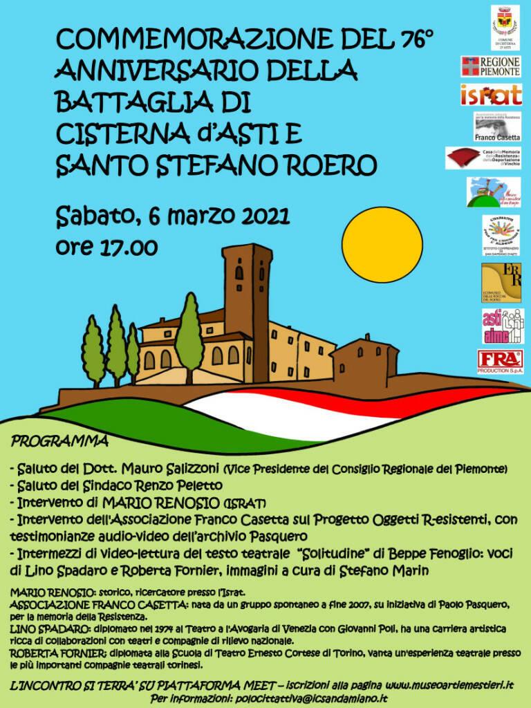 Cittattiva: La Battaglia di Cisterna e Santo Stefano